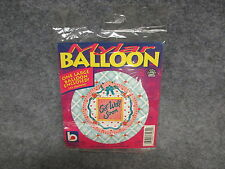 Betallic Get Well Soon Large Size Mylar/Foil Balloon NEW