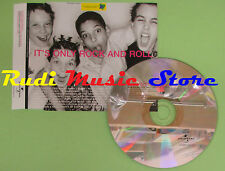 CD Singolo ONLY ROCK AND ROLL VARIOUS ARTISTS CHILDREN PROMISE PROMO 1999 (S16*)