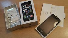 Apple iPhone 5s 64GB in spacegrau ohne Simlock + brandingfrei + iCloudfrei !!!