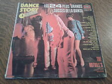 album 2 33 tours dance story vol. 1 les 24 plus grands succes de la danse the ho