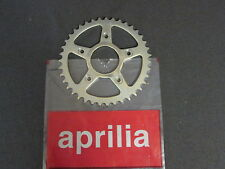 NEW GENUINE APRILIA RS125 96-98 122cc&123cc CHAIN RING Z=39 AP8107090