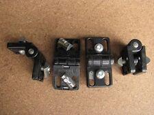 Item cerniera 00.538.38 Aluprofile, profilo di sistema, cerniera in alluminio 4 St.