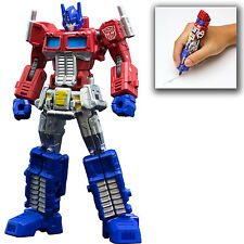 Optimus Prime Transformers Sentinel Ball Point Pen Japan Takara Tomy