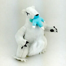 Beartic Pokemon Ice Polar Bear Plush Soft Toy Stuffed Animal From Cubchoo New 5""