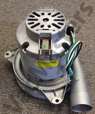 GENUINE Vacuflo Model 566Q replacement motor, Ametek 119792-07 - NEW not rebuilt