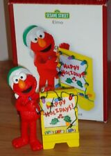 Sesame Street ELMO Christmas Ornament w/Box by American Greetings