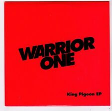 (FF117) Warrior One, King Pigeon E.P. - 2010 DJ CD