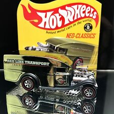 2013 Hot Wheels - Neo Classics - Blown Delivery - Red line Club - RLC