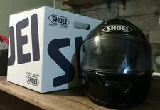 Shoei Qwest Motorcycle Helmet in box - never road used
