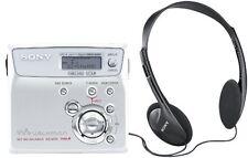 Sony MZ-N505S Net MD Walkman - New