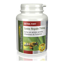Gelée Royale 750mg - 180 Comprimés - Simply Supplements