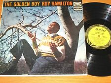 "MONO POP LP - ROY HAMILTON - EPIC 3364 - ""THE GOLDEN BOY"""