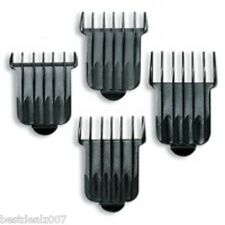 Andis Snap-On T-Blade Attachment Combs 4 pc Comb Set #32190 for Model  D-3/D-7