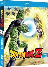DRAGON BALL Z - COMPLETE SEASON 6  -  Blu Ray - Sealed Region free