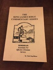 The King James Bible Commentary Series By Doug Sehorne