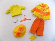 Vintage 1960s Barbie/Francie/Casey #1258 Clam Diggers Complete Clothes/Accessory