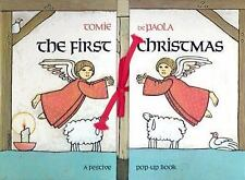 The First Christmas (Festive Pop-Up Book) dePaola, Tomie Hardcover