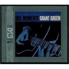"GRANT GREEN ""IDLE MOMENTS (99 DIGI REMASTERED)"" CD NEU"