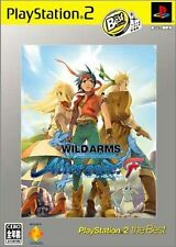 Used PS2 Wild Arms: Alter Code F SONY PLAYSTATION JAPAN IMPORT