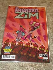 INVADER ZIM 1 NM RARE AARON ALEXOVICH MIDTOWN VARIANT ONI