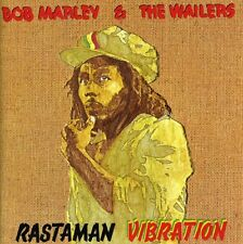 Rastaman Vibration - Bob & The Wailers Marley (2001, CD NIEUW) Remastered