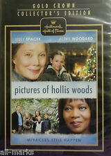 """Hallmark Hall of Fame """"Pictures of Hollis Woods""""  DVD - New & Sealed"""