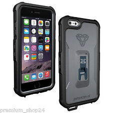 "Armor-X Waterproof Outdoor Protective CASE für iPhone 6S Plus 5,5"" schwarz black"