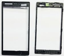 original lcd and digitizer frame for nokia lumia 520 with proximity sensor