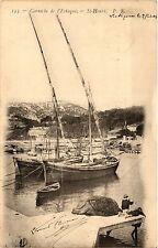 CPA Corniche de l'Estaque - St-Henri (256259)