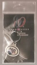 Montreal Canadiens  ''100 Seasons, 1909-2009''  NHL Hockey Spinning Keychain