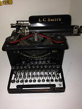 L C Smith and Corona Vintage 8-10 Typewriter Great Condition!