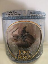 Lord of the Rings ~ AOME ~ Morannon Orc on Warg with sword ~ NEW