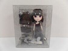 "New 4.5"" Mini Little Pullip ""Black Diamond"" Doll LP-403"