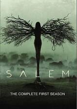 Salem: The Complete First Season 1 (DVD, 2014, 3-Disc Set)