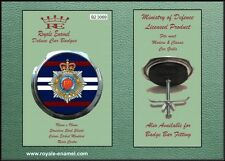 Royale Classic Car Grill Badge + Fittings - ROYAL CORPS OF TRANSPORT -  B2.3069