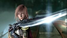 POSTER FINAL FANTASY 13 XIII LIGHTING SNOW VERSUS #26