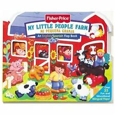 Fisher Price Farm / Mi Pequeña Granja (Lift-the-Flap) (English and Spanish Edit