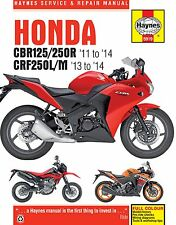 BRAND NEW HAYNES MANUAL HONDA CRF 250 L/M 2013-14
