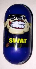 MIGHTY BEANZ Series 2    #217 SWAT Bean  ULTRA RARE BEAN