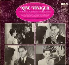 SOUNDTRACK THEATER LP NOW VOYAGER CLASSIC FILM SCORES OF MAX STEINER