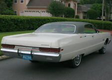 Plymouth: Fury BUCKETS-75K