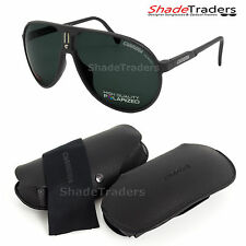 CARRERA CHAMPION L SPECIAL EDITION SUNGLASSES  MATTE BLACK POLARIZED GREY DL5 Y2