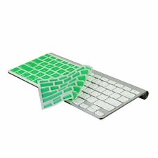 GREEN Silicone Skin for APPLE Wireless Keyboard (Not for New Magic Keyboard)