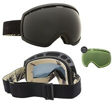 NEW Electric EG2 Matte Black Pinecones Tan mens ski snowboard goggles Msrp$160