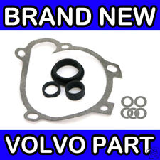 VOLVO 240 740 940 PETROL WATER PUMP GASKET + SEAL KIT