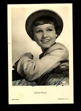 Carla Rust ROSS Autogrammkarte Original Signiert # BC 50596