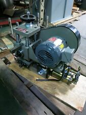 Master Milling Attachment for Lathe or Custom Machine Building 30 Taper