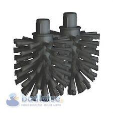 2x Ersatzbürstenkopf schwarz SMEDBO Air Home House Loft Studio Villa Ice H233N