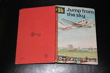 Ladybird Key Words  Reading Scheme Peter & Jane 9b Jump from the Sky 18p