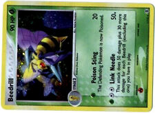 POKEMON  FIRE RED LEAF GREEN HOLO N°   1/112 BEEDRILL